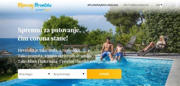 Upoznaj Hrvatsku Landing NL
