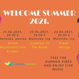 Welcome summer 2021